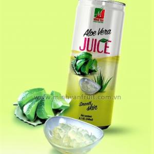 Canned Aloe Vera Juice with Flesh 1