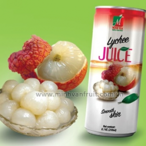 Canned Lychee Juice 1