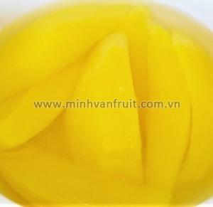 Canned Mango 1-4 Cut 1