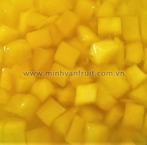 Canned Mango Dices 1