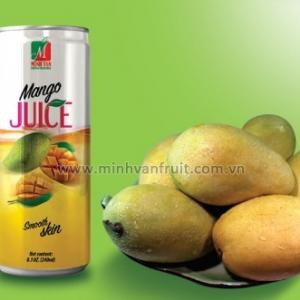 Canned Mango Juice 1