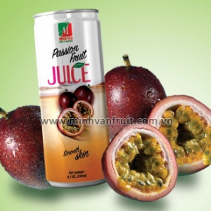 Canned Passion Fruit Juice 1