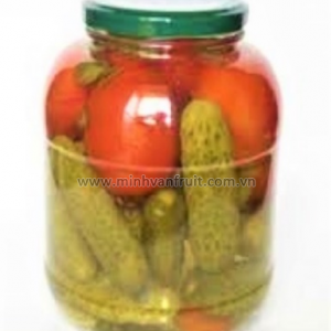 Canned Pickled Assortment 1500ml 1