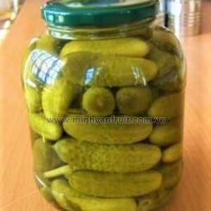 Canned Pickled Cucumber 6-9cm 1500ml 1