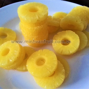 Canned Pineapple Mini Slices 1