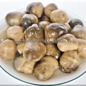 Canned Straw Mushroom (Unpeeled) 1