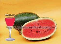 Canned Watermelon Juice 1