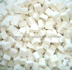 Frozen Coconut Dices 1