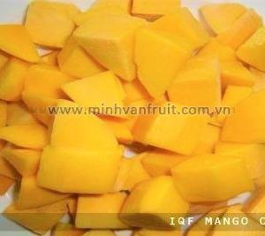 Frozen Mango Chunks 1