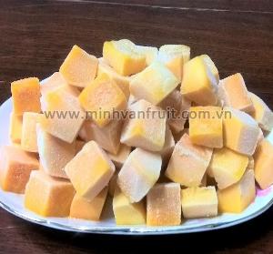 Frozen Mango Dices 1
