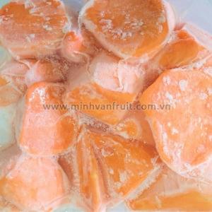 Frozen Orange Sweet Potato Chunks 1