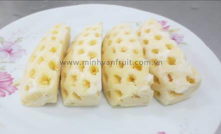 Frozen Pineapple 1-4 Cut 1