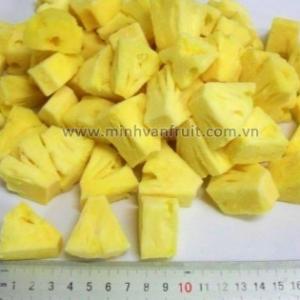 Frozen Pineapple Chunks 1