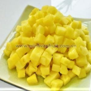 Frozen Pineapple Dices 1