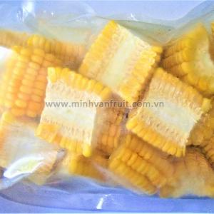 Frozen Sweet Corn Cob Half Cut 1