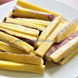 Frozen Sweet Potato Sticks Unpeeled 1