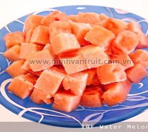 Frozen Watermelon Dices 1