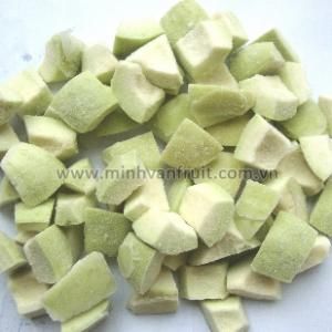 Frozen White Guava Chunks 1