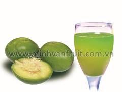 Green Ambarella Juice 1