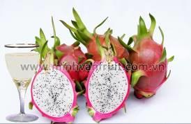White Dragon Fruit Puree 1